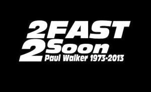 RIP Paul Walker 2 fast JDM Stickers - https://customstickershop.us/product-category/jdm-stickers/