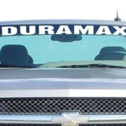 Chevy Duramax D Truck Decal - https://customstickershop.us/product-category/truck-decals/