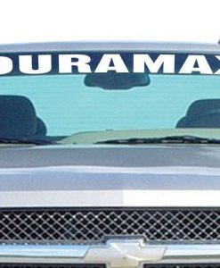 Chevy Duramax D Truck Decal - //customstickershop.us/product-category/truck-decals/