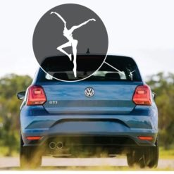 Dave Mathews Band DMB Firedancer Vinyl Window Decal Sticker