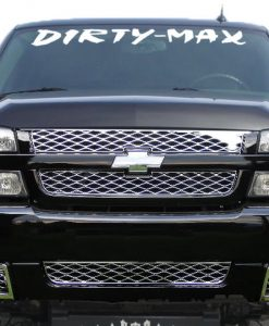 Dirty Max Duramax Windshield Decals - //customstickershop.us/product-category/windshield-decals/