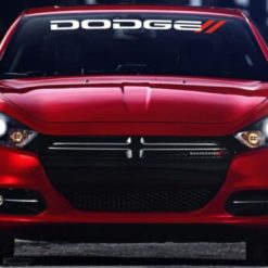 Dodge Dart Windshield Decals - https://customstickershop.us/product-category/windshield-decals/
