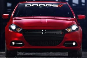 Dodge Dart Windshield Decals - https://customstickershop.us/product-category/windshield-decals/