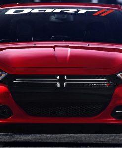 Dodge Dart II Windshield Decals - https://customstickershop.us/product-category/windshield-decals/