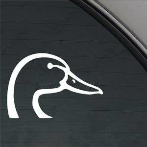 Duck Head Hunting Hunting Vinyl Decal Stickers