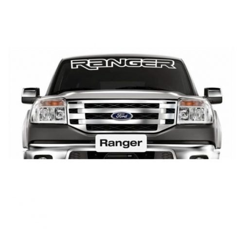 Ford Ranger Windshield Banner Decal Sticker