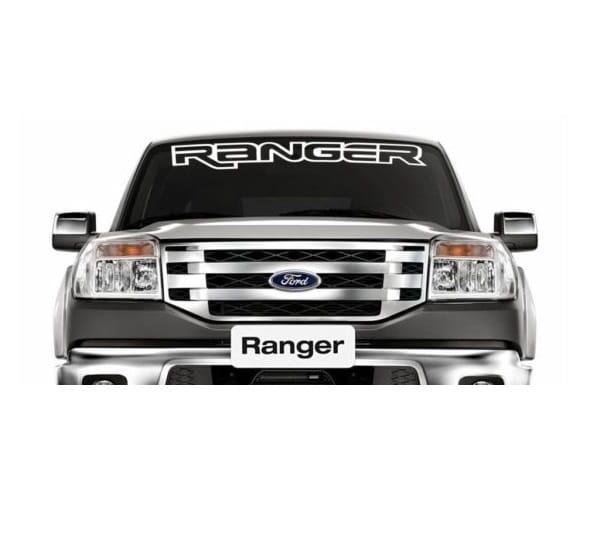 Ford Ranger Windshield Banner Decal Sticker Custom