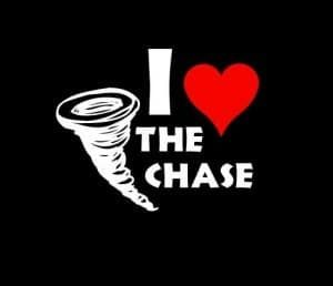 Love the Chase Storm Chaser Decal - https://customstickershop.us/product-category/career-occupation-decals/