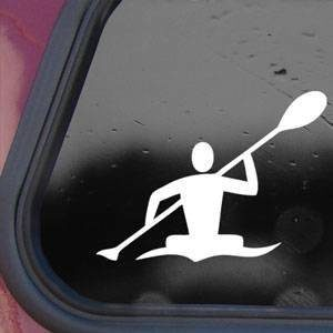 Kayak Paddle Canoe Decal Sticker - https://customstickershop.us/product-category/stickers-for-cars/
