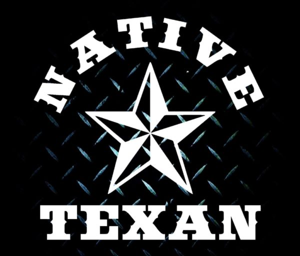 native texan vinyl decal stickers custom sticker shop. Black Bedroom Furniture Sets. Home Design Ideas