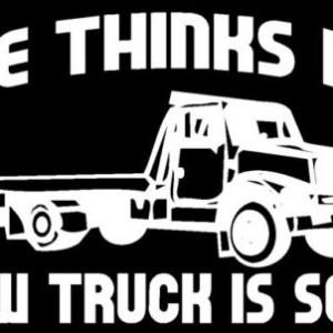 Custom Window Stickers For Trucks Best Truck In The Word - Custom window decals for trucks