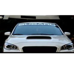 Subaru Windshield Decal Sticker