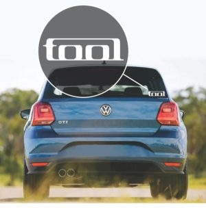 Tool Music Band Window Decal Sticker