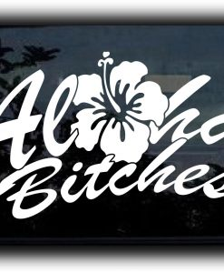 Aloha B Stickers for Cars - https://customstickershop.us/product-category/stickers-for-cars/