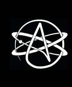 Atheist Symbol Stickers for Cars  - https://customstickershop.us/product-category/stickers-for-cars/