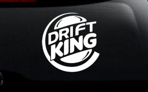Drift King JDM Decal Stickers - https://customstickershop.us/product-category/jdm-stickers/