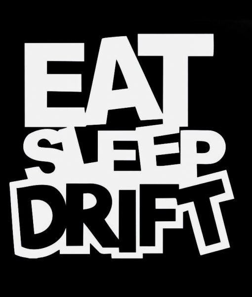 Eat sleep drift jdm stickers http customstickershop us product