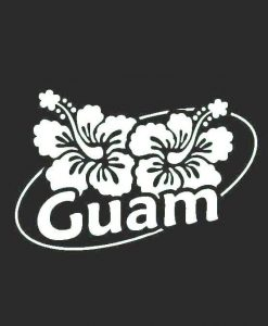 Guam Chamorita Stickers for Cars - //customstickershop.us/product-category/stickers-for-cars/