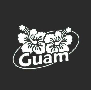 Guam Chamorita Stickers for Cars - https://customstickershop.us/product-category/stickers-for-cars/