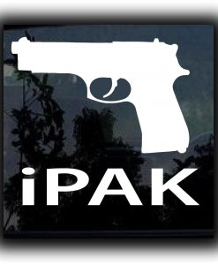 Ipak Ipad Ipod Parody Decal Sticker - //customstickershop.us/product-category/stickers-for-cars/