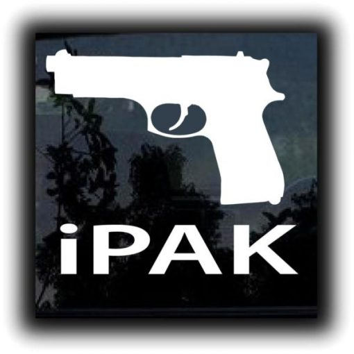 Ipak Ipad Ipod Parody Decal Sticker - https://customstickershop.us/product-category/stickers-for-cars/