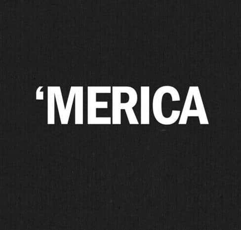 Merica funny window Decal Sticker - https://customstickershop.us/product-category/stickers-for-cars/