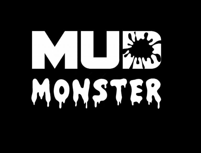 Mud Monster Truck Stickers