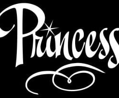 Princess Window Decals - //customstickershop.us/product-category/western-decals/