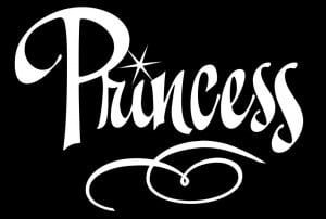 Princess Window Decals - https://customstickershop.us/product-category/western-decals/