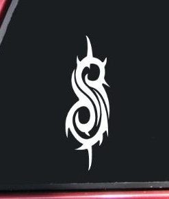 Slipknot Music Band Window Decals - //customstickershop.us/product-category/music-decals/