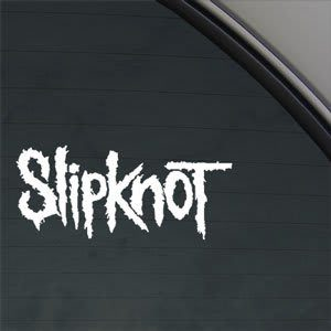 Slipknot II Music Band Decals - https://customstickershop.us/product-category/music-decals/
