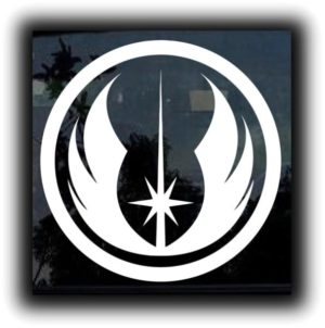 Star Wars Jedi Decal Stickers - https://customstickershop.us/product-category/stickers-for-cars/