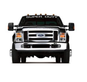 Ford Super Duty Windshield Decal Sticker