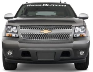 Chevy trailblazer Windshield Decals - https://customstickershop.us/product-category/windshield-decals/