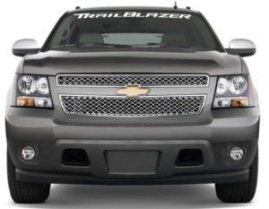 Chevy trailblazer Windshield Decals - https://customstickershop.us/product-category/windshield-decals/