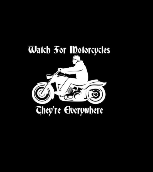 Watch For Motorcycles Vinyl Decal Stickers Custom Sticker Shop - Vinyl for motorcycles