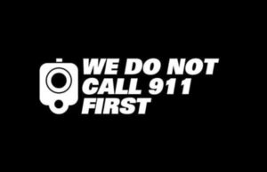Do Not Call 911 First Funny Decals - https://customstickershop.us/product-category/funny-window-decals/