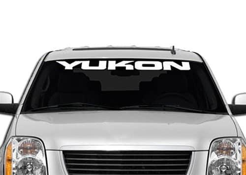 Gmc Yukon Windshield Decals Https Customsticker Us Product Category