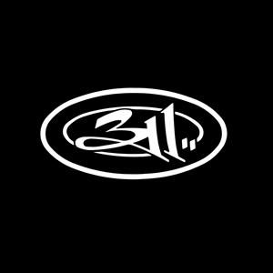 311 Car Window Decal