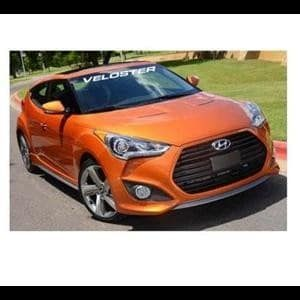 Hyundai Veloster Windshield Decals - https://customstickershop.us/product-category/windshield-decals/