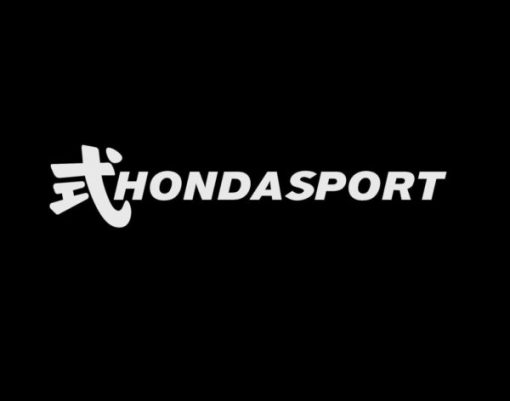 Honda Sport JDM Stickers - https://customstickershop.us/product-category/jdm-stickers/