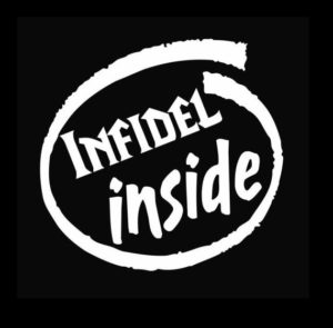 Infidel Inside JDM Stickers - https://customstickershop.us/product-category/jdm-stickers/