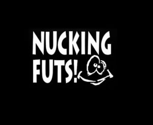 Nucking Futs JDM Decal - https://customstickershop.us/product-category/jdm-stickers/