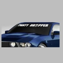 Panty Dropper JDM Windshield Decal https://customstickershop.us/product-category/jdm-stickers/