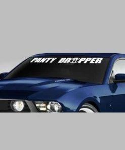 Panty Dropper JDM Windshield Decal https://customstickershop.us/product-category/jdm-stickers/