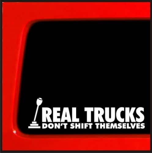 Real Trucks Truck Stickers