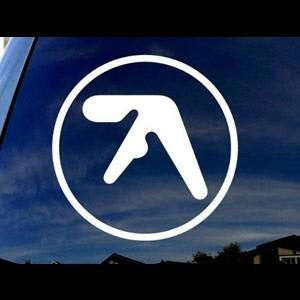 Aphex Twin Car Window Decal