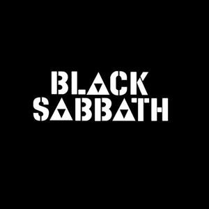 Black Sabbath Car Window Decal