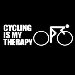 Cycling my Therapy Window Decals