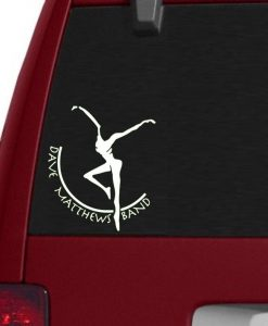 Dave Matthews Band 2 Decal Sticker